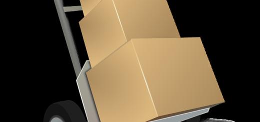 przeprowadzka - kartony